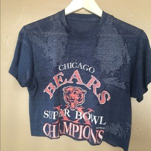 🏈1985 Chicago Bears Super Bowl Tee